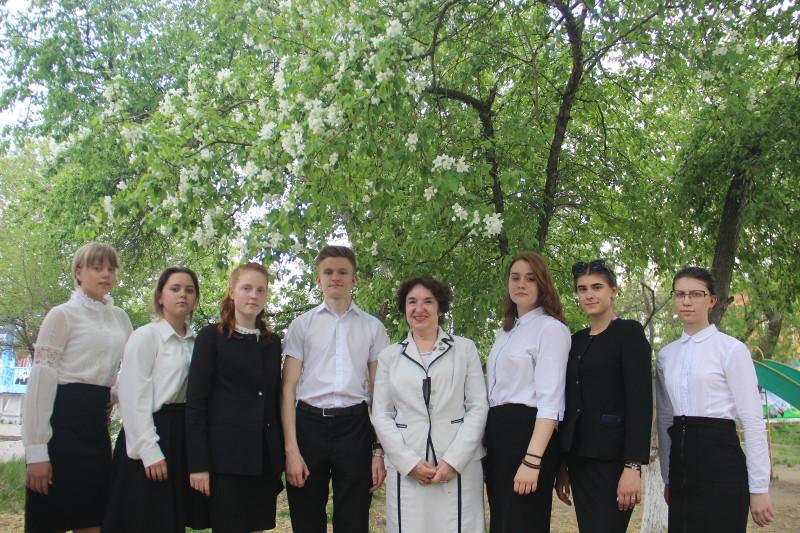 Учащиеся школы завершили сезон международной online-викторины православной молодежи