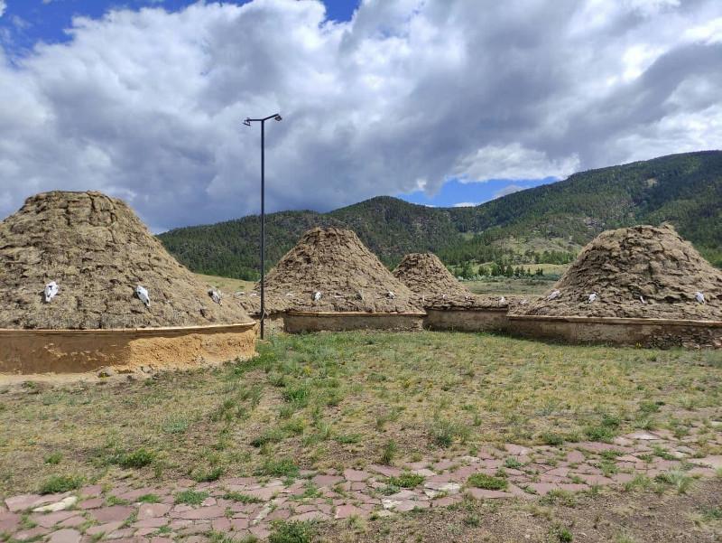Иподиаконы посетили сакральные места Акмолинской области