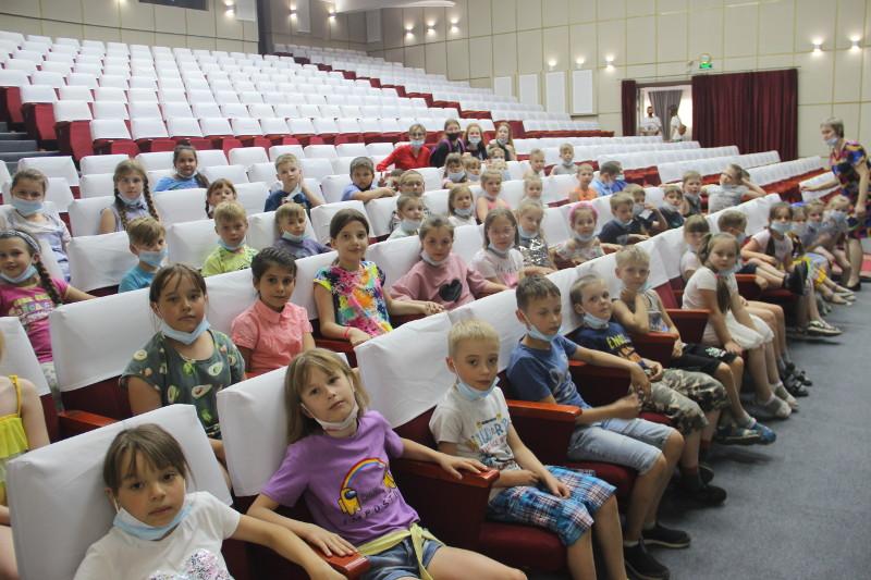 Завершился юбилейный сезон детской пришкольной оздоровительной площадки «Радонеж — 2021»