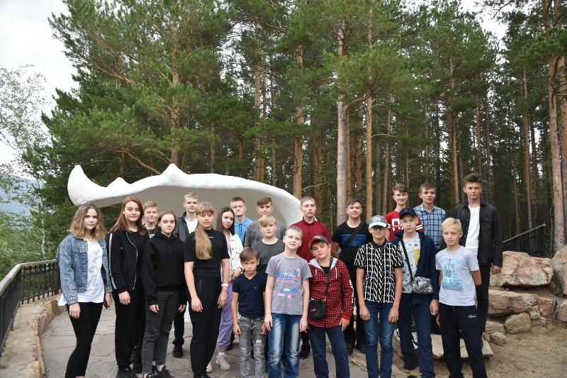 Активисты скаутского отряда «Дельта» приняли участие в горном лагере «Бурабай 2021»
