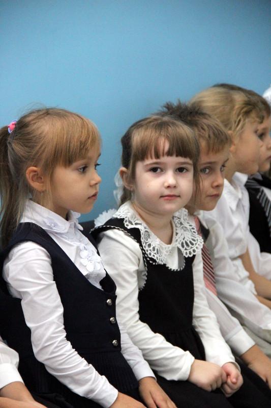 Праздничный концерт в школе в честь прп. Сергия Радонежского «С Днем Рождения, родная школа»