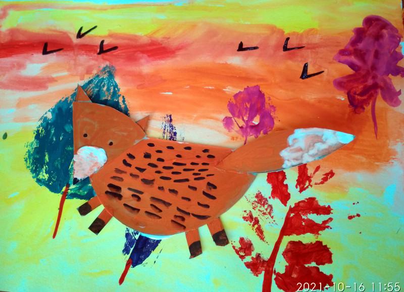 Пластилиновая ворона, гуашевая лисица и... рыжий пират